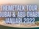 ThemeTour naar Abu Dhabi en Dubai